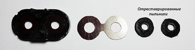 Ремонт электробритвы, примеры